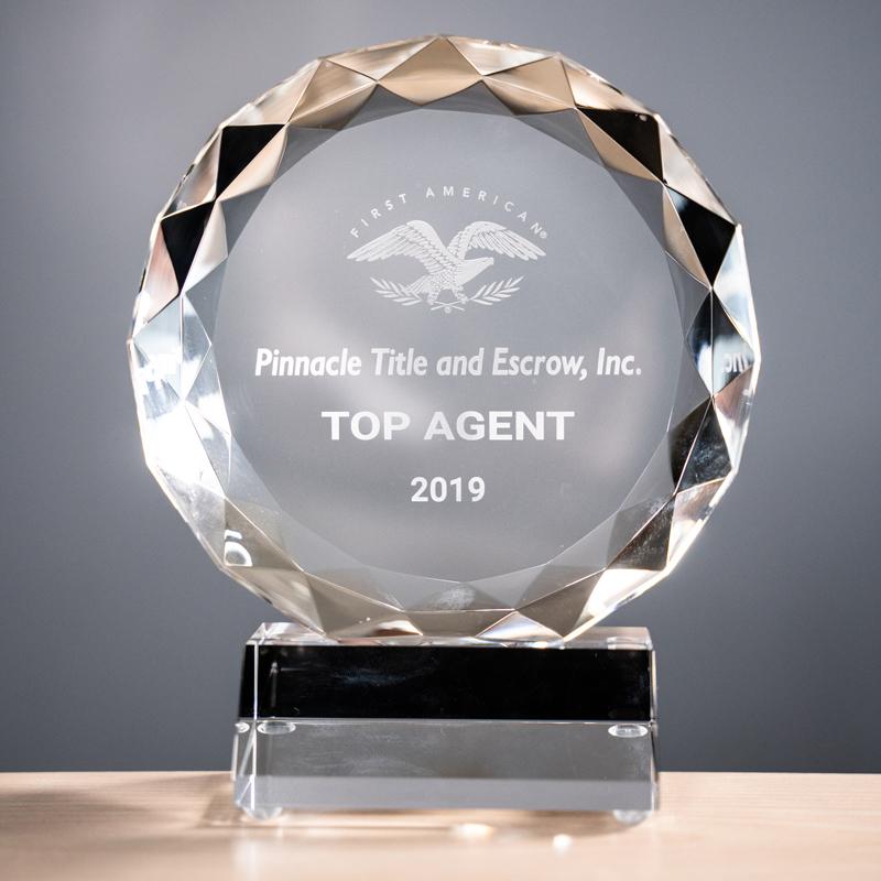 Top Agent Award 2019